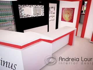 """Design de Interiores - Loja/Optica - """"Optica Faustinus"""":   por Andreia Louraço - Designer de Interiores (Contacto: atelier.andreialouraco@gmail.com)"""