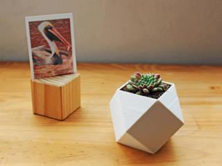 .Materas geométricas Fabric3D HogarPlantas y accesorios