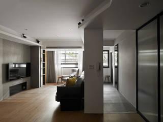 大集國際室內裝修設計工程有限公司 Minimalist living room