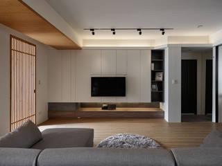 大集國際室內裝修設計工程有限公司 Asian style living room