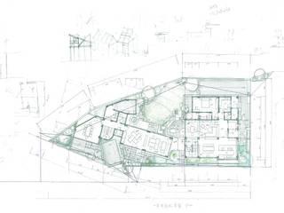 Modern office buildings by 宇揚設計 Ton Horizon Design Team Modern
