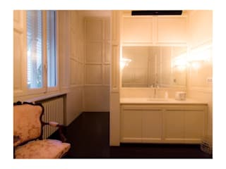 Zeno Pucci+Architects Modern Bathroom