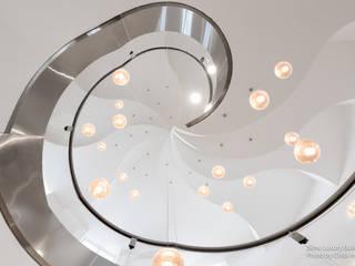 Koridor & Tangga Modern Oleh Chibi Moku Modern