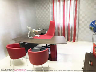 Pavimento Moderno Walls & flooringWall & floor coverings Concrete White