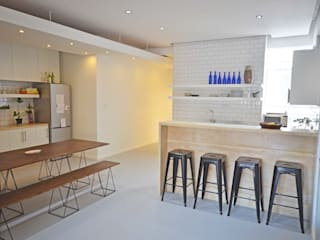 Salon moderne par Till Manecke:Architect Moderne