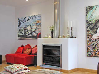 Wohnzimmer von Till Manecke:Architect
