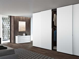 PLANA SLIDING DOOR WARDROBES:   by IQ Furniture