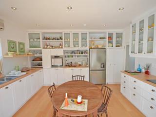 ausgefallene Küche von Till Manecke:Architect