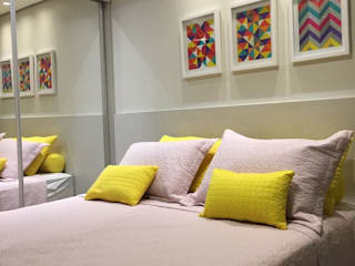 โดย Brasilia Design de Interiores โมเดิร์น