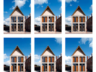 Herenhuis Loenen J4:  Huizen door VHS Architecten
