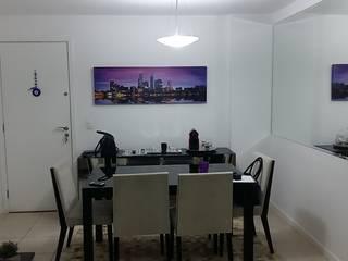 Sala de Jantar | Antes:   por Debiaze Arquitetura
