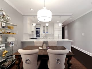 KBR Design and Build Modern dining room