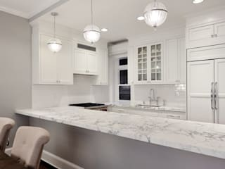 KBR Design and Build Modern kitchen