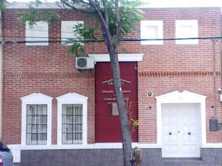 Estudio Jurídico - Contable: Edificios de Oficinas de estilo  por Valy,Ecléctico