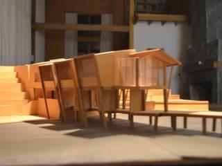 Casas de estilo  por Studio Himmer