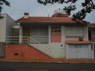 Fachada Clinica Oftalmológica:   por ANE DE CONTO  arq. + interiores