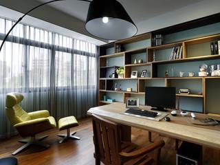 Study/office by 信美室內裝修, Modern