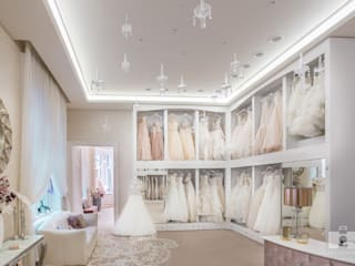 Diora wedding dress salon Bata Tamas Photography Dressing roomStorage