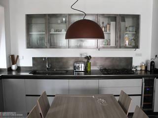 Appartamento 60 mq di BB1 LABORATORIO DI ARCHITETTURA & DESIGN Industrial