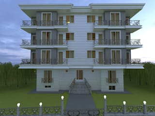 Classic style houses by Miapera MİMARLIK Classic