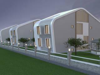 Modern houses by Miapera MİMARLIK Modern