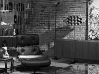 En Línea Barcelona Proyecto Decoración: Estudios y despachos de estilo  de En Línea Barcelona, Moderno