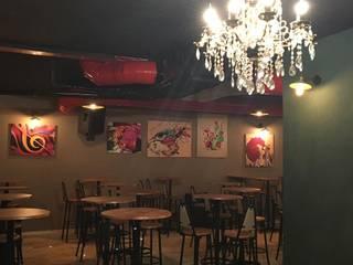 ARKHE MİMARLIK – OJON Bar:  tarz Bar & kulüpler