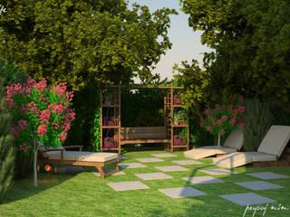 Garden by ARKHE MİMARLIK, Country
