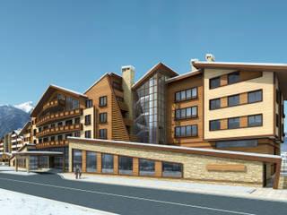 Hotels by eNArch.info,