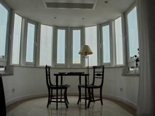 Remodelação de Apartamento - Av. de Roma - Lisboa: Salas de estar  por Jorge Lopes, LABORATÓRIO DE ARQUITECTURA