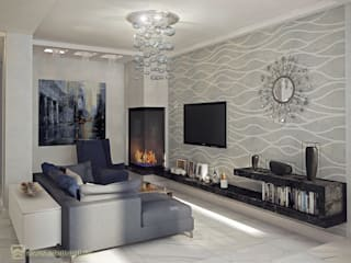 Вира-АртСтрой Living room Grey