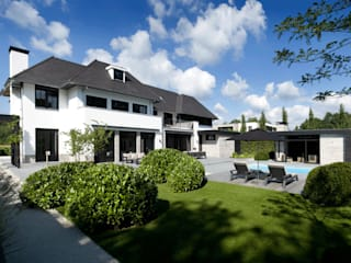 Heart for gardens.: hoveniers & tuinarchitecten in woudenberg homify