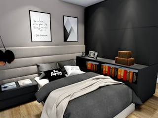 Modern style bedroom by Studio² Modern