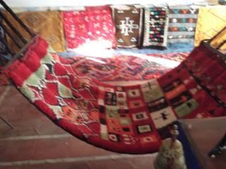 Boujad berber rug:   by BOHOZOO