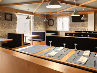 Gastronomie moderne par Miguel Zarcos Palma Moderne