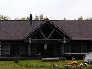 Eklektyczne domy od DADA Studio Eklektyczny