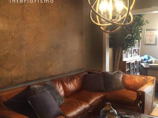 Salas : Salas de estilo  por Sofi´s Home interiorismo
