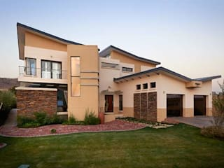 House Eye of Africa Golf & Residential Estate I:  Houses by Metako Projex