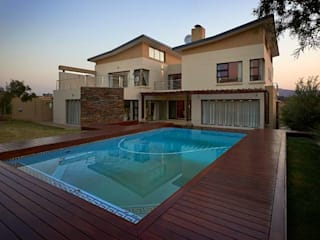 House Eye of Africa Golf & Residential Estate I by Metako Projex Modern