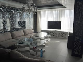 APARTMENT VD SOFIA Modern living room by eNArch.info Modern