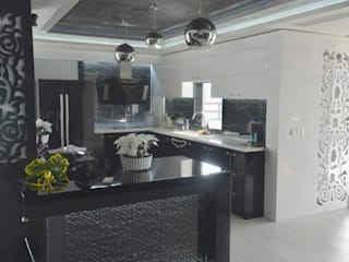 APARTMENT VD SOFIA Modern kitchen by eNArch.info Modern