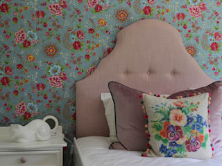Little Girl's Room - Kloof by Taryn Flanagan Interiors Eclectic