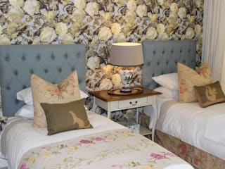 Guest Bedroom - Everton Country style bedroom by Taryn Flanagan Interiors Country