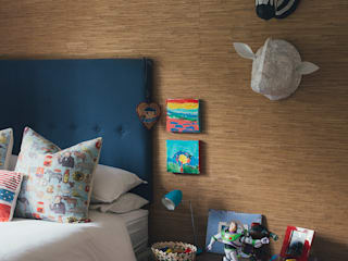 Little Boy's room - Westville by Taryn Flanagan Interiors Eclectic