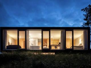 Villa V Minimalistische huizen van Architectenbureau Paul de Ruiter Minimalistisch