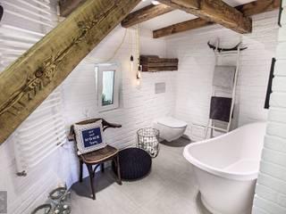 Limonki Studio Wojciech Siudowski Salle de bain scandinave