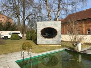 Zinipi - die Zirbenschwitzhütte mit Mehrwert.... Freiraum GbR Moderner Spa