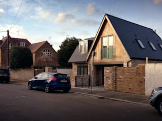 New House in Rockland Road, Putney, SW15 2LN:  Houses by 4D Studio Architects and Interior Designers