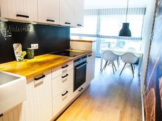 Limonki Studio Wojciech Siudowski Kitchen