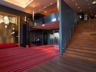 Grand Winston Hotel in Rijswijk:  Hotels door Meijer & van Eerden, Modern